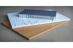 木纹石纹铝蜂窝板