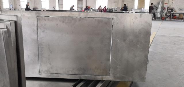 铝单板开检修口