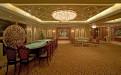 喜来登酒店VIP商务休闲区造型多级吊顶