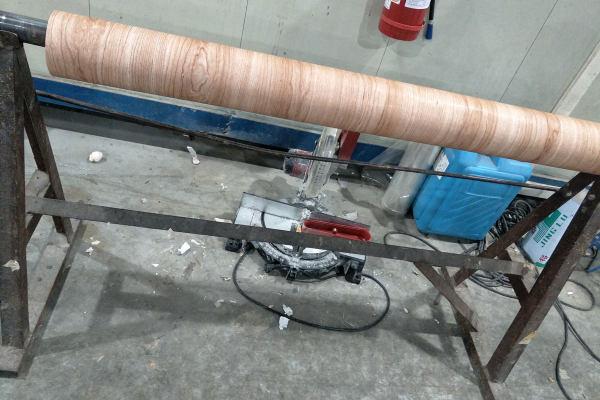 热转印木纹膜