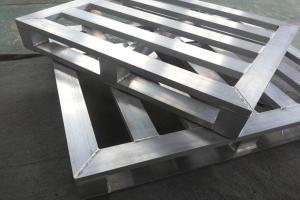 铝方管焊接铝窗花半成品