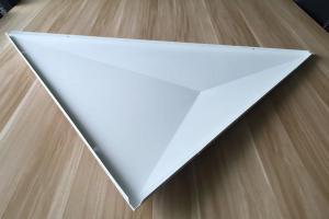 三角形铝单板吊顶