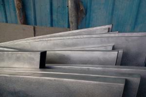 焊接弧形铝单板