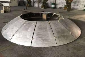 双曲球面铝板