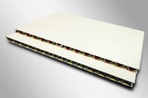 瓦楞复合板铝板