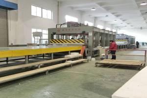 铝蜂窝连续自动生产线