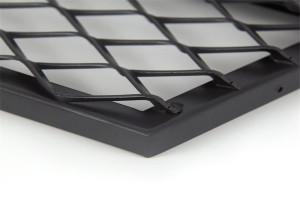 铝拉网板各个角度