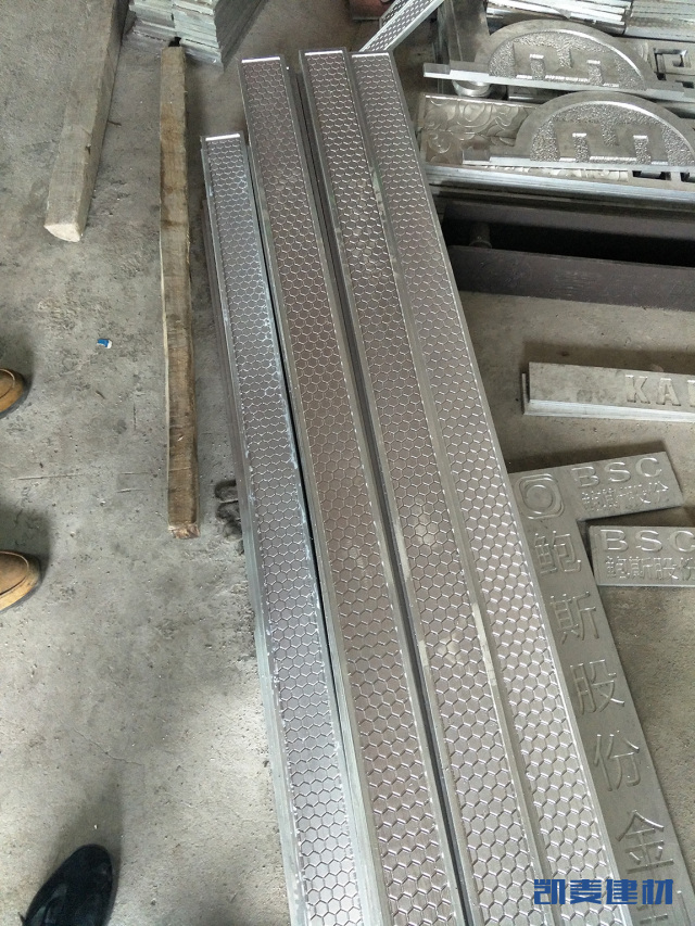 铝厚板浮雕