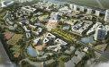 天津天狮国际大学城鸟瞰图