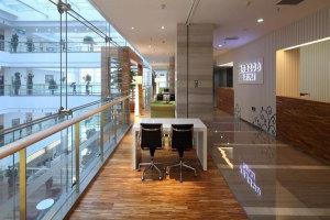 木紋鋁單板造型鳥巢室內圖