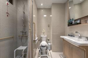 厕所卫生间吊顶铝扣板