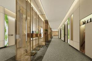 走廊墙面铝单板