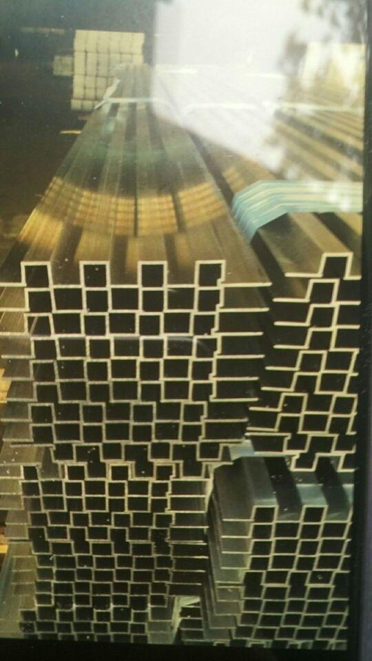 凹凸长城板型材