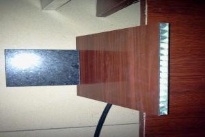 石材铝蜂窝和木纹铝蜂窝板