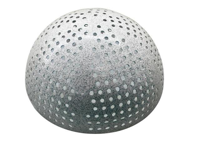 球形冲孔铝单板