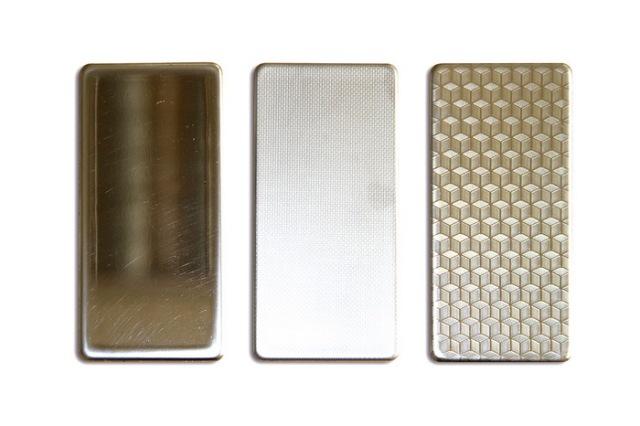 金色电镀高光铝合金工艺品