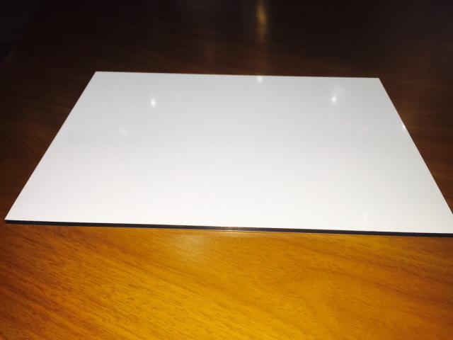 高光烤瓷铝单板