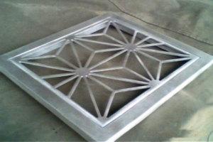 造型雕刻铝板