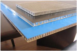 防火板复合铝蜂窝板