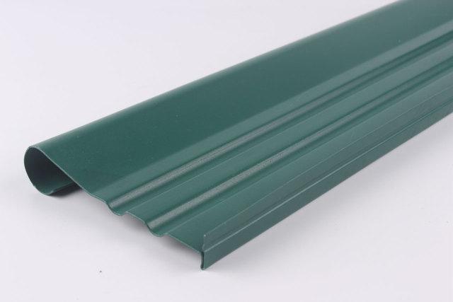 深绿色J形铝挂片