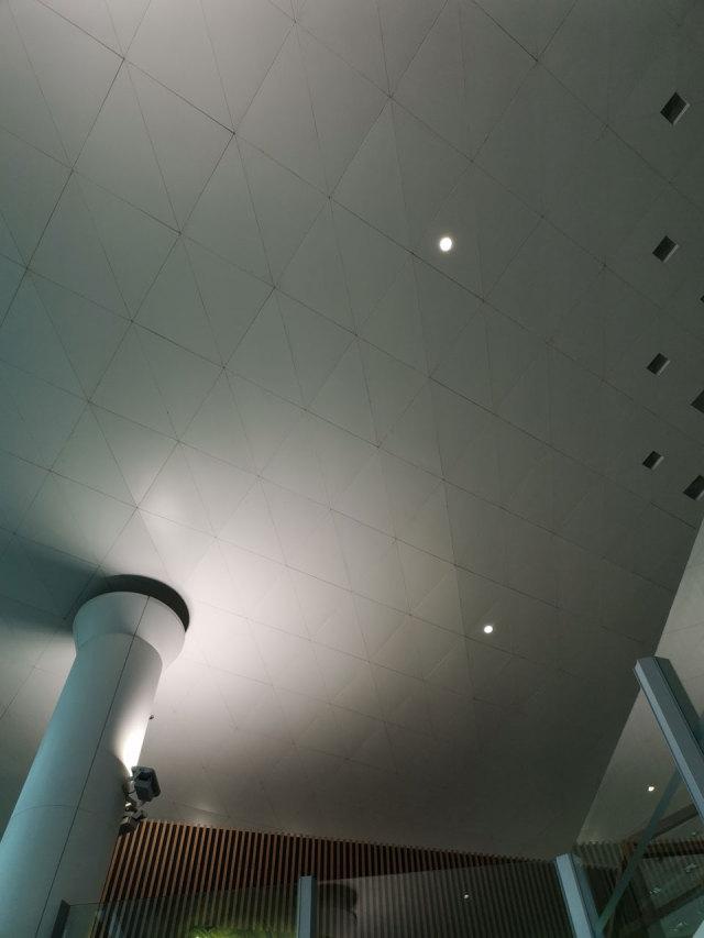 三角形密拼吊顶铝单板