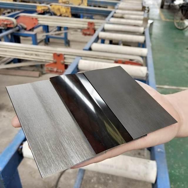 黑色高光氧化铝板