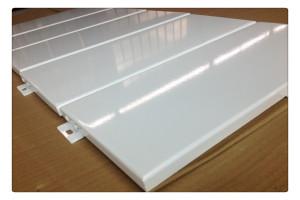 烤瓷铝板抗油污测试
