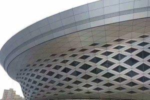 体院馆外墙铝单板