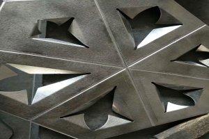 兰花压型凹凸铝单板