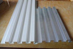 10*20凹凸长城板铝型材