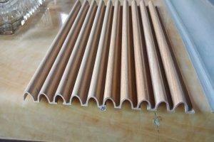 R25凹凸波浪板铝型材