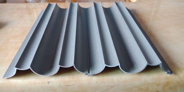 凹面波浪造型铝型材