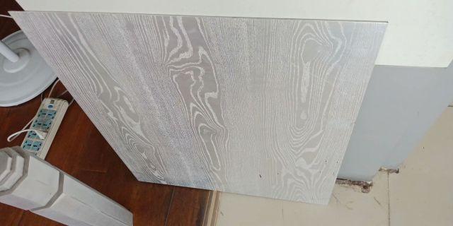 未上色的4D腐蚀纹理木纹铝单板