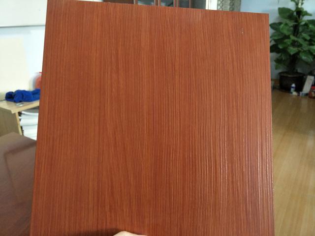 3D手感木纹铝单板正面