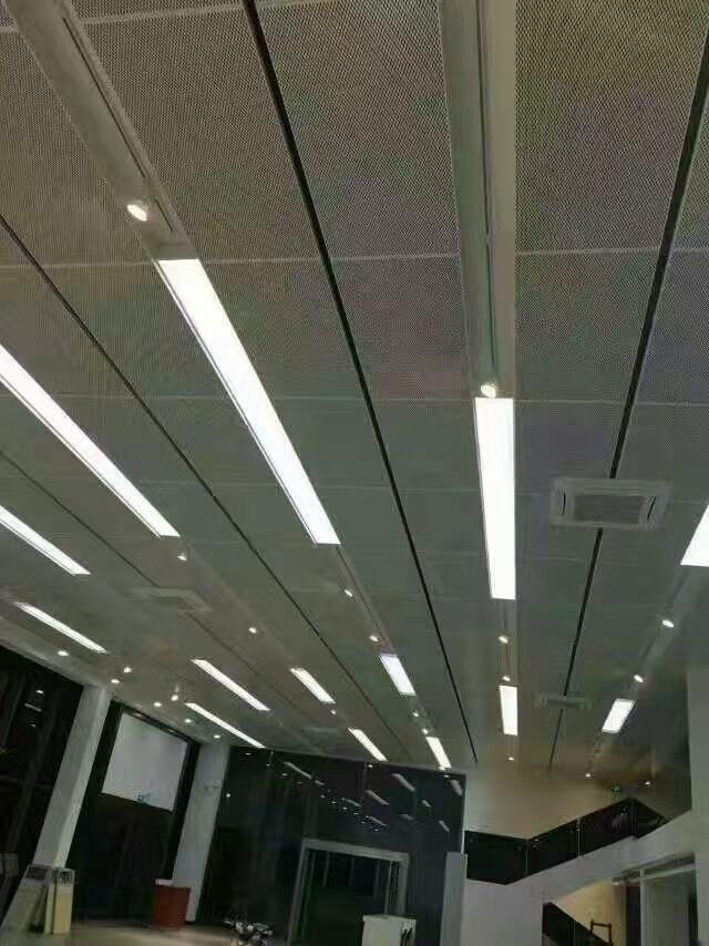 冲孔吊顶铝单板