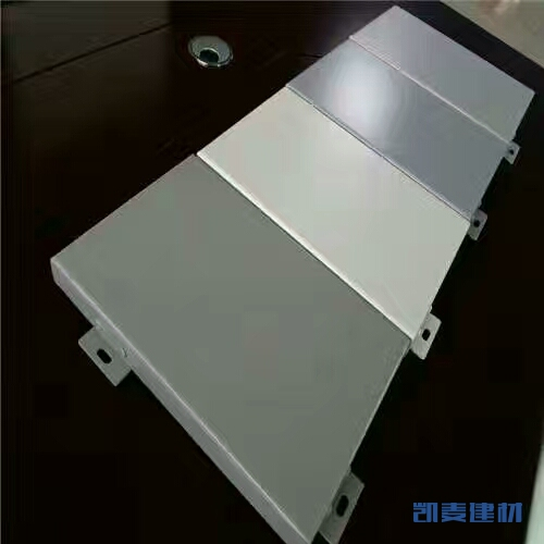 常规颜色喷粉铝单板