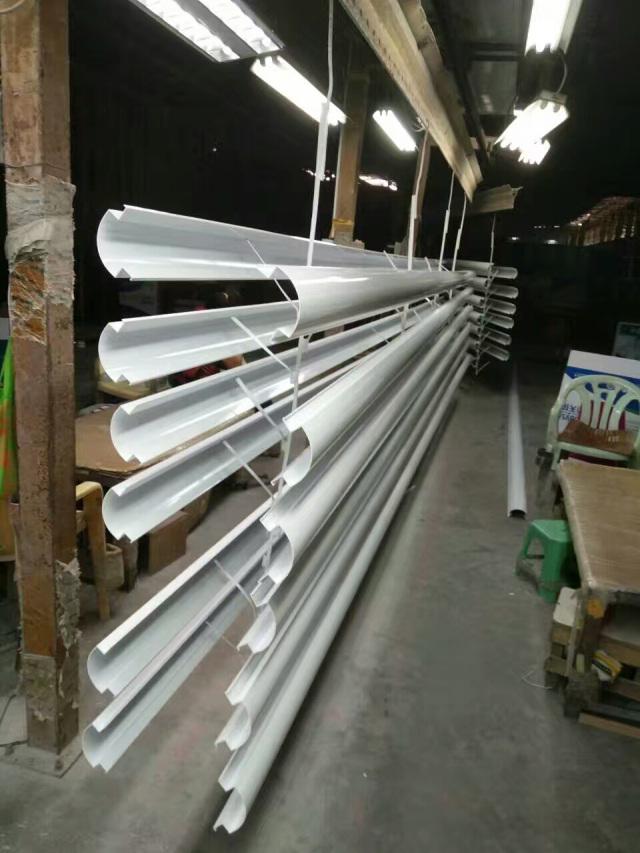 包柱专用圆形阳角边线铝型材