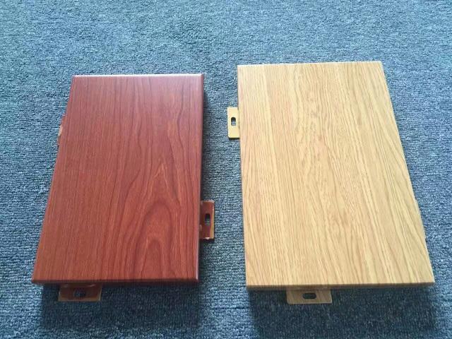 熱轉印木紋鋁單板