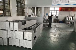 造型铝单板门套边框