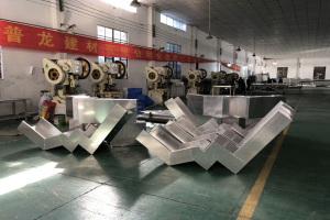 W字造型铝单板