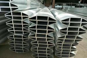 现货梯形铝管