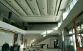 進門大廳拱形鋁單板吊頂