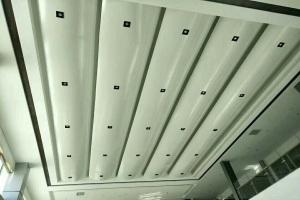 波浪拱形铝单板吊顶