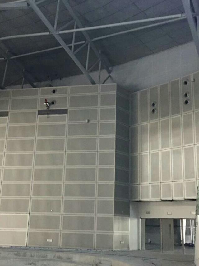 体育馆冲孔铝吸音板