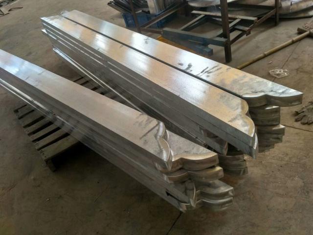 铝合金凉亭造型方管焊接凸梁