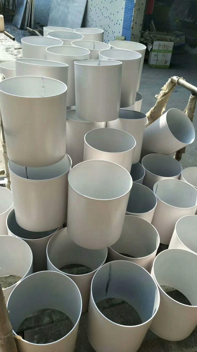 直径200mm铝合金纯圆管