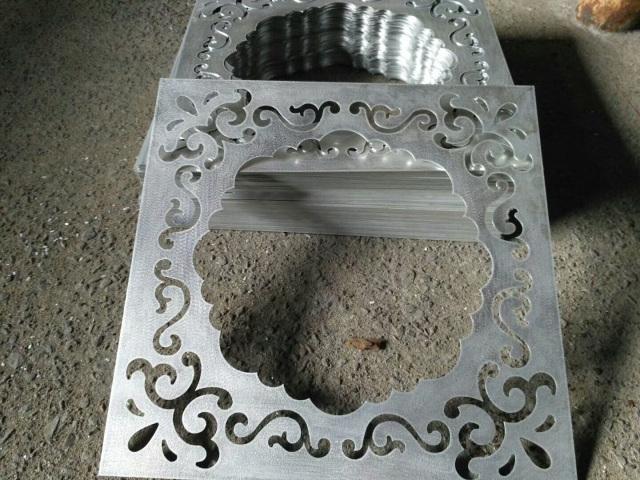 300*300铝单板欧式风格雕刻