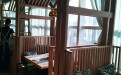 餐厅装饰铝合金凉亭葡萄架铝花格