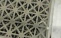 10mm铝板镂空雕刻装嵌铝方管边框铝窗花