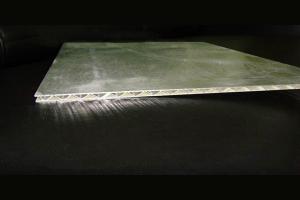 瓦楞铝板截面